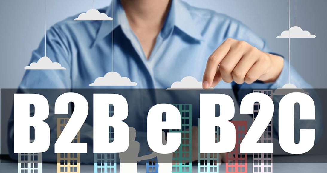 Diferenças entre plataformas de e-commerce B2B e B2C