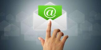 Pense no design do seu e-mail marketing