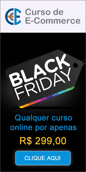 Black Friday no Curso de E-commerce