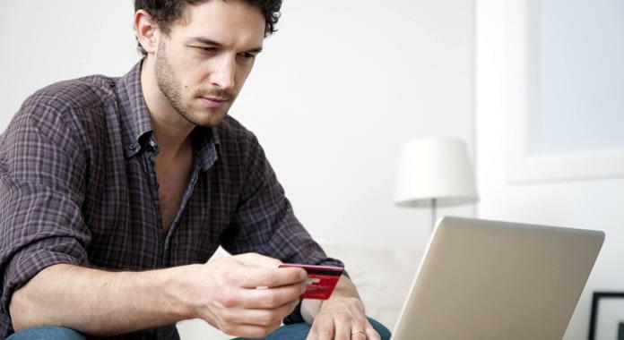 E-commerce de moda para homens