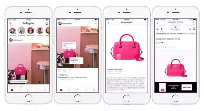 Como divulgar um e-commerce no Instagram