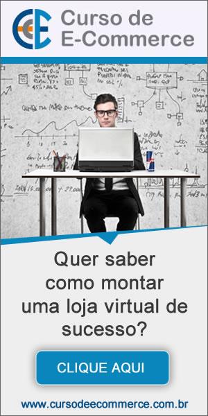 Curso Como Montar Uma Loja Virtual - Rio de Janeiro