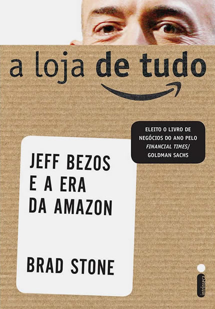 Livro A Loja de Tudo - Jeff Bezos e a Era da Amazon