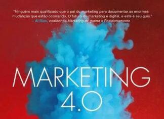 Livro Marketing 4.0 - Do tradicional ao digital - Philip Kotler