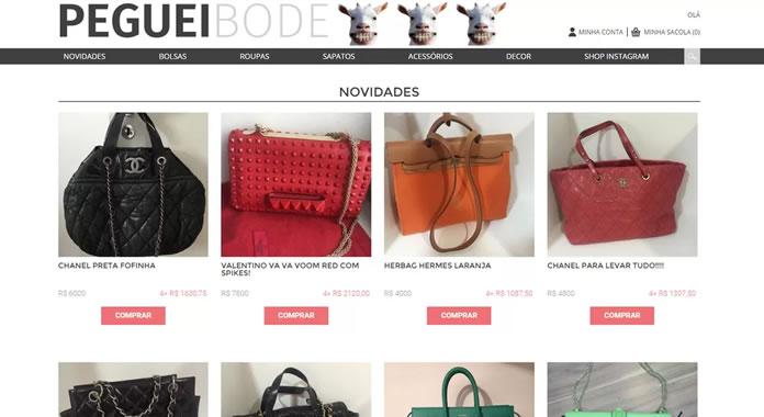 Sites para vender produtos